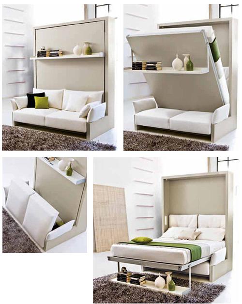 Muebles azrahim - Muebles para ahorrar espacio ...